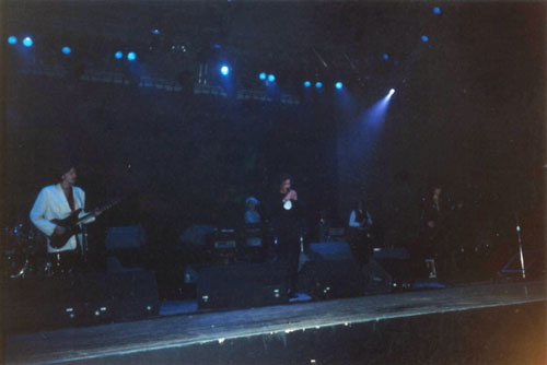 DuranDuran in Omaha, NE March 20, 1989